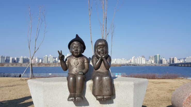 Seoul or Busan